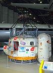Virgin balloon gondola, Imperial War Museum, Duxford. (30974997826).jpg