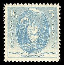 Virginia dare stamp.JPG