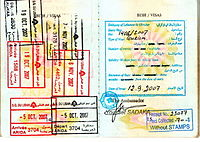 Visa and border stamps of Lebanon.jpg