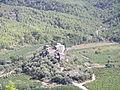 Vista del Caserío de Santa Susanna (El castell).jpg