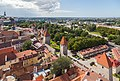 Vistas panorámicas desde la iglesia de San Olaf, Tallinn, Estonia, 2012-08-05, DD 02.JPG