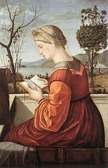 The Virgin Reading