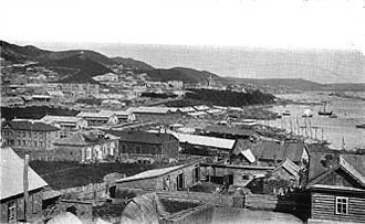 Vladivostok - Vladivostok circa 1898