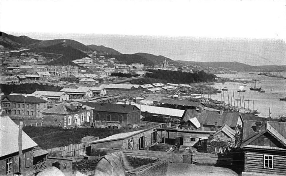 Vladivostok, 1898