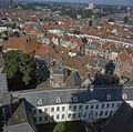 Vogelvlucht, gezien vanaf de kerktoren van de Hervormde Grote of Sint Walburgiskerk - Zutphen - 20373764 - RCE.jpg