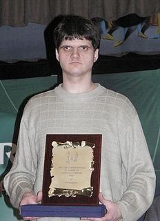 Yuri Vovk Ukrainian chess player