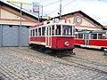 Vozovna Střešovice, tramvaj 2110.jpg
