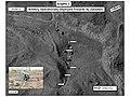 Vue satellite au 08 février 2012 - Graphic 1 de 9 - Artillerie opérationnelle déployée en vue de Az Zabadani.jpg