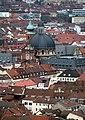 Würzburg, Blick von der Festung Marienberg zum Neumünster.jpg
