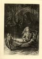 W.E.F. Britten - Alfred, Lord Tennyson - Lady of Shalott - original scan.png