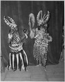 """WPA Federal Theater Project in New York-African Theater Group-""""Bassa Moona"""" - NARA - 195742.tif"""