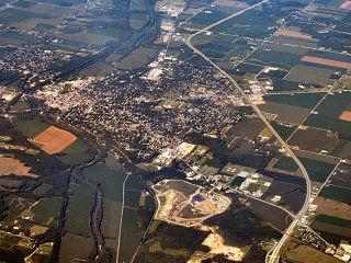 Wabash, Indiana City in Indiana, United States