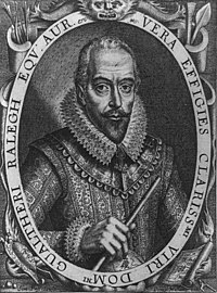 1618: Sir Walter Raleigh