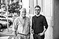 Walter Isaacson & Nick Bilton (14997122629).jpg