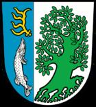Das Wappen von Märkisch Buchholz