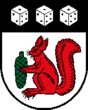 Coat of arms of Pfaffing