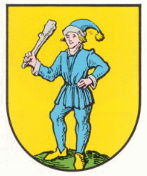 Mehlingen - Image: Wappen von Mehlingen