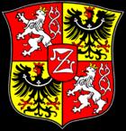Das Wappen von Zittau