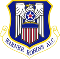 Warner Robins Air Logistics Complex shield.png
