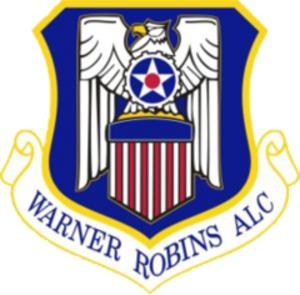 Warner Robins Air Logistics Complex - Complex shield