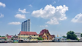 Bang Sue District - Image: Wat bang pho, Bang sue, bangkok, Thailand panoramio