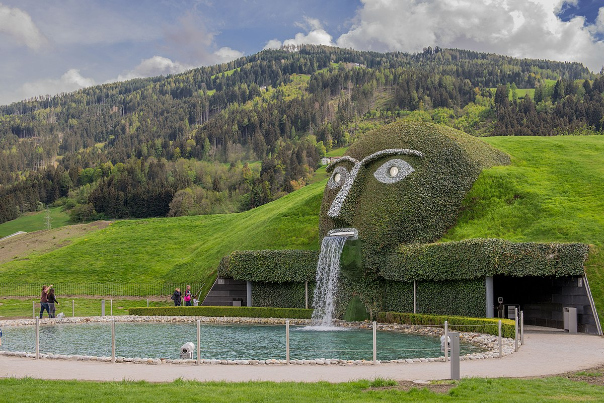 750520f260eb Wattens – Travel guide at Wikivoyage