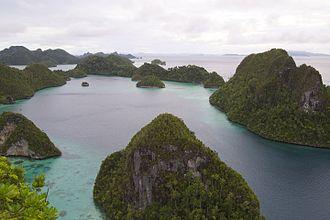 West Papua (province) - Raja Ampat Islands
