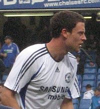 Wayne Bridge i Chelsea