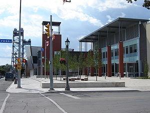 Welland - The Welland Civic Square