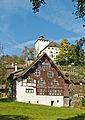 Werdenberg Schlangenhaus und Schloss.jpg