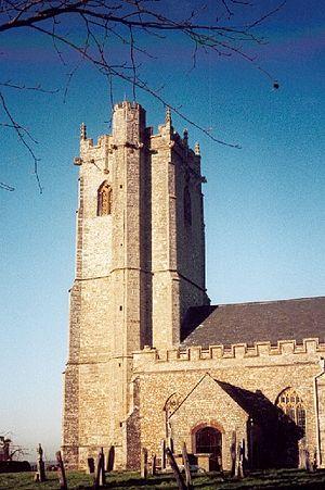 West Buckland - Image: West Buckland church