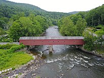 Image result for west cornwall covered bridge