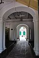 Western Entrance - Maharshi Bhavan - Jorasanko Thakur Bari - Kolkata 2015-08-04 1764.JPG