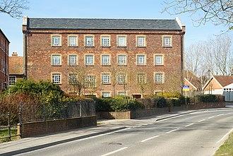 Westhampnett - Westhampnett Mill in 2010