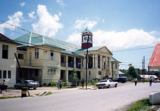 Savanna-la-Mar - Westmoreland Parish court house