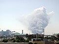Wharf Fire from Xavier.jpg