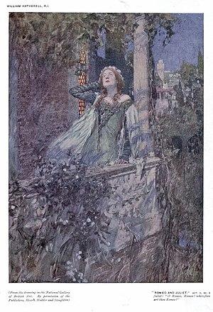 O, Romeo, Romeo, Wherefore Art Thou Romeo?