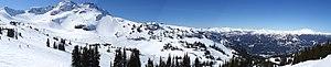 Whistler, British Columbia - Whistler Panorama