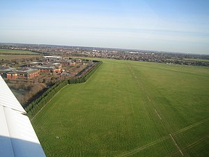 White Waltham Airfield - Image: White Waltham Airfield (1)