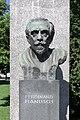 Wien - Denkmal der Republik, Ferdinand-Hanusch-Büste.JPG