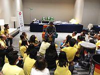 Wikimania 2015-Wednesday-Volunteers at Wikimania (7).jpg
