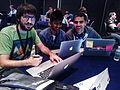 Wikimania 2015 Hackathon - Day 1 (06).jpg