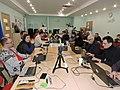 Wikimedia Ukraine AGM 2019 by Kharkivian 01.jpg