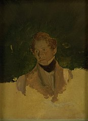 The German Painter Marcus Johann Heaselich