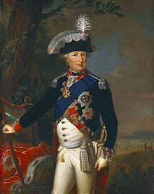 Kurfürst Wilhelm I. von Hessen (Quelle: Wikimedia)
