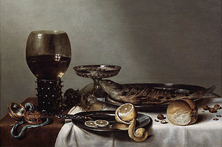 Still Life with a Roemer and Watch