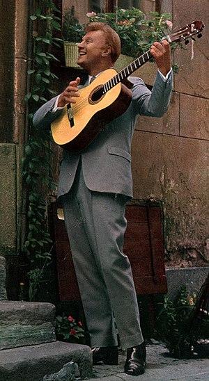 William Clauson - Clauson in 1966
