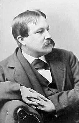 William Dean Howells (ca1870)