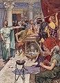 William Rainey, The quarrel between Alexander and Cleitus.jpg