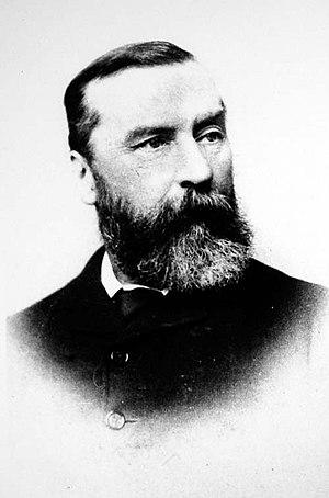 William Reeves (journalist) - Portrait of William Reeves